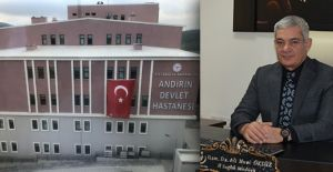 ANDIRIN DEVLET HASTANESİ BİNASI HİZMETE AÇILDI