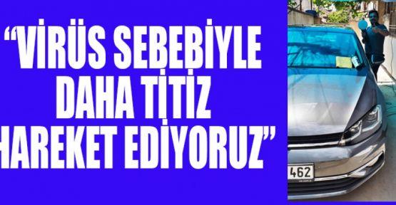 """""""ARAÇ TEMİZLİĞİNE VERİLEN ÖNEM ARTTI"""""""
