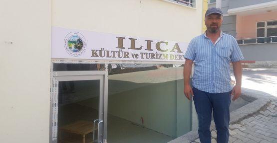 ILICA'DA ABDULLAH KAÇMAZ GÜVEN TAZELEDİ