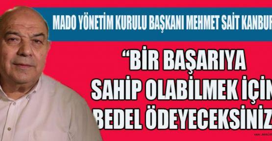 KANBUR; BİZİM SEVDAMIZ DONDURMADAN DA ÖTE!