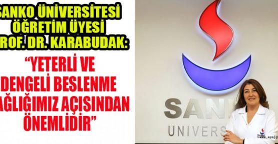 SANKO ÜNİVERSİTESİ'NDE AKADEMİK YÜKSELME