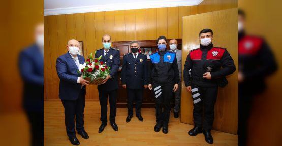 TÜRK POLİS TEŞKİLATI'NIN 176. KURULUŞ YILDÖNÜMÜ