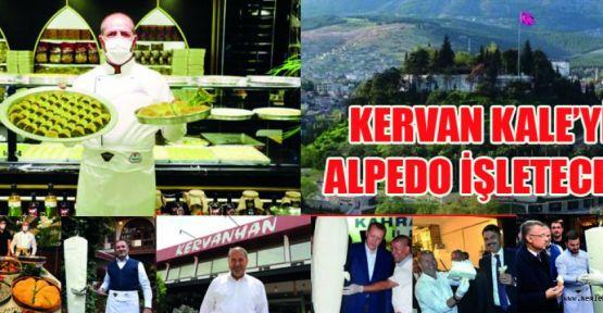 ALPEDO LEZZETİ KALE'DE HAYAT BULACAK!