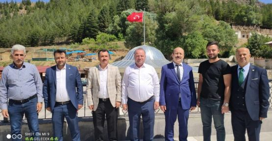 """BAŞKAN ÇEVİK, """"ESNAFIN DURUMU KÖTÜYE GİDİYOR!"""""""