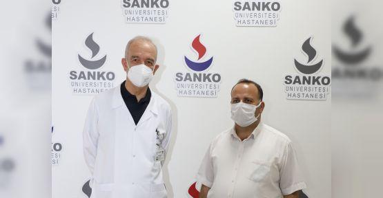 SANKO ÜNİVERSİTESİ HASTANESİ'NDE BAŞARILI AMELİYAT