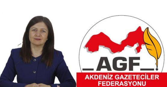 AKDENİZLİ GAZETECİLER ALANYA'DA BİRARAYA GELİYOR
