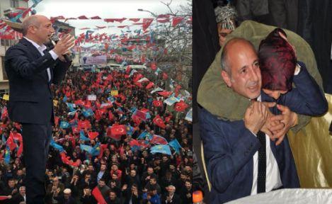 """ÖZTUNÇ:"""" SON 1 AYDA KAHRAMANMARAŞ'A GELEN BAKAN SAYISI SON 10 YILI GEÇTİ!"""""""
