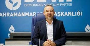 DEVA PARTİSİ İL TEŞKİLATINDA GÖREV...