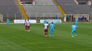 Bandırmaspor 3 -0 Kahramanmaraşspor