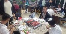 KAHRAMANMARAŞSPOR'A MORAL YEMEĞİ